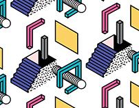 Dinamismo estructural / Pattern design