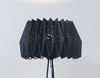 Constellation Origami Lamps