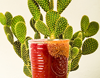 Vida Verde Drinks by Joaquin Trujillo