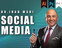 Dr. Ihab Madi Social Media Project