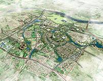8. Urban Planning QHPK Thuận Thành 1500ha 12/2019-2021