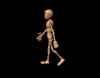 Animacja postaci - rotoskopia