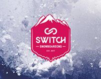 SWITCH SNOWBOARDING