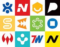 2020 Logofolio Vol. 2 & 2021 Logofolio Vol. 1