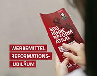 Werbemittel für das Reformationsjubiläum
