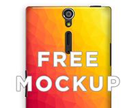 FREE MOCKUP Phone Case
