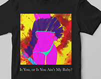 Murder She Wrote Tee Shirt Design
