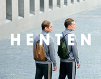 HENTEN, Art Direction. 2016 Campaign