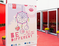 Giffoni 2014 (BE DIFFERENT)