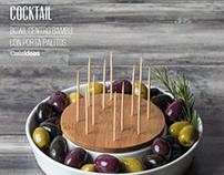 Packaging línea de Cocktail - Casaideas