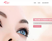 Eyebrow Threading.com