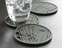 New York Urban™ coasters