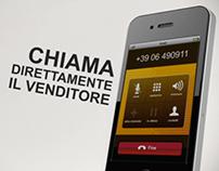 Spot Ebay Annunci Mobile app