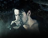 Smiling Lights, Black Kisses - alt-rock music video