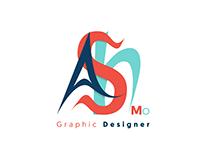 Ash mo Logo Branding