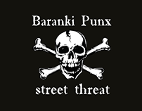 Baranki Punx Logo