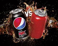 Pepsi MAX | Taste Challenge 2018