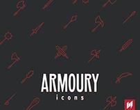 Freebie!! Armoury icons