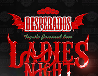 Desperados Ladies Night In Hard Rock Cafe