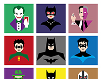Batman: Heroes & Villains of Gotham