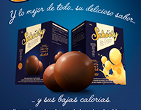 SCHOOSY Chocolate & Soy