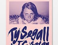 Poster for Ty Segall