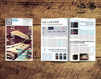 Echo Music & Visuals Newspaper