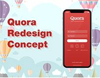 Quora Redesign