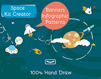 Space Kit Creator, Infographic......