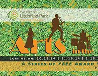 Award Winning - Event Brochure - Art in the Park