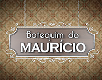 Botequim do Maurício | Broadcast Opening