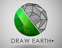Identidade visual - Draw Earth