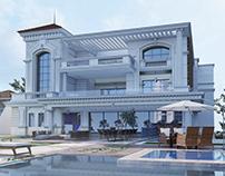 Private Villa Visualization
