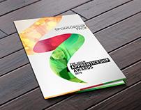 The Asian Apprenticeship Awards 2016- Brochure Design