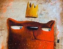 Koci król