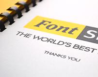 FontShop Font book