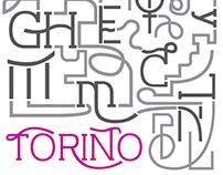 Progettazione Font Torino