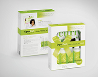 DevaCurl Packaging