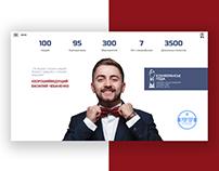 Website for Vasilij Chebanenko