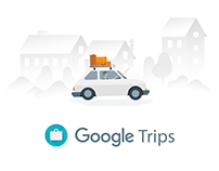 Google Trips app, Getting around