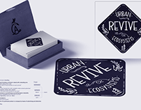 Revive Ecosystems Brand Identity