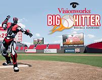 Visionworks - Big Hitter VR Baseball Experience