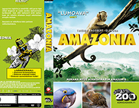 Limited edition Amazonia dvd, Korkeasaari Zoo