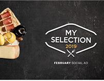 McDonald's | My Selection | Social AD