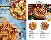 NEW GLEN'S PIZZA MENU