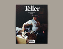 Teller – A Magazine of Stories. Issue No. 03