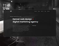 Digital agency | website redesign