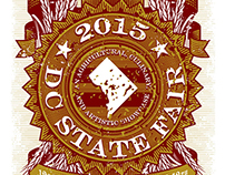 2015 DC State Fair Poster