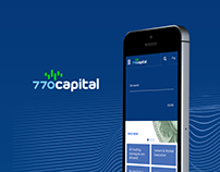 Development of the trading platform 770capital