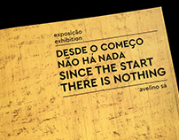 SINCE THE START THERE IS NOTHING